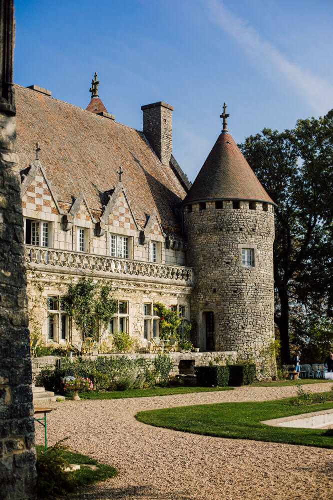 chateau wedding d'hattonchatel metz france