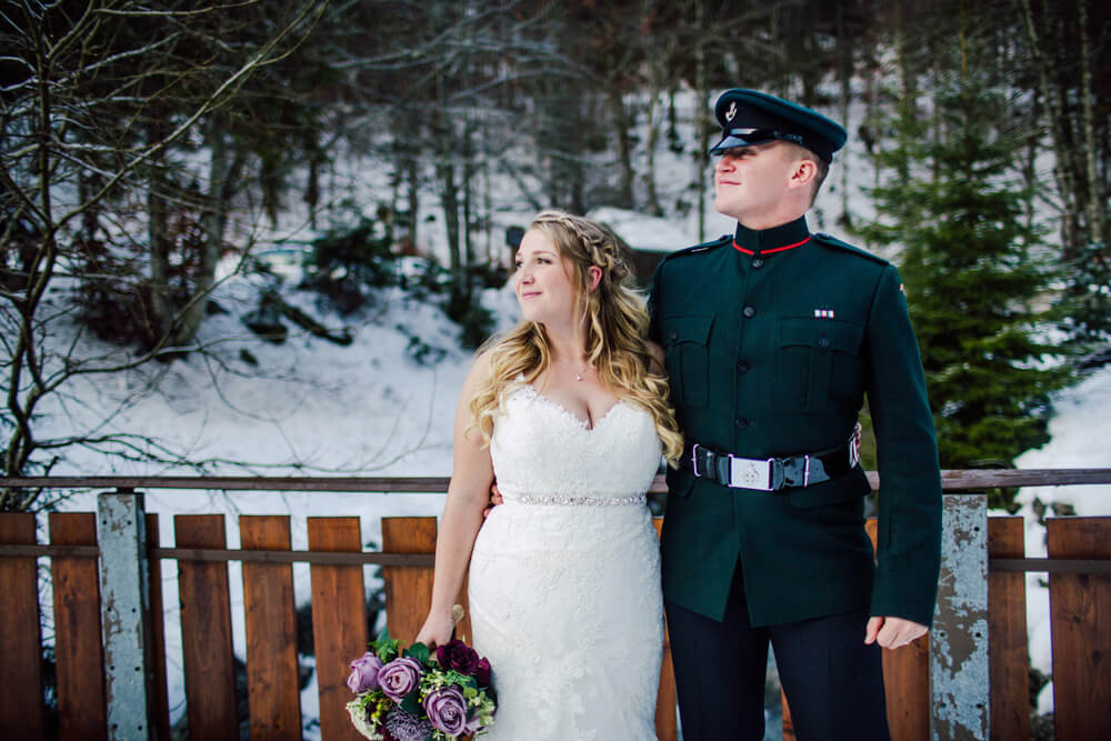 7ddf6aba582 Lake Montriond Winter Wedding At The Farmhouse - Morzine French Alps