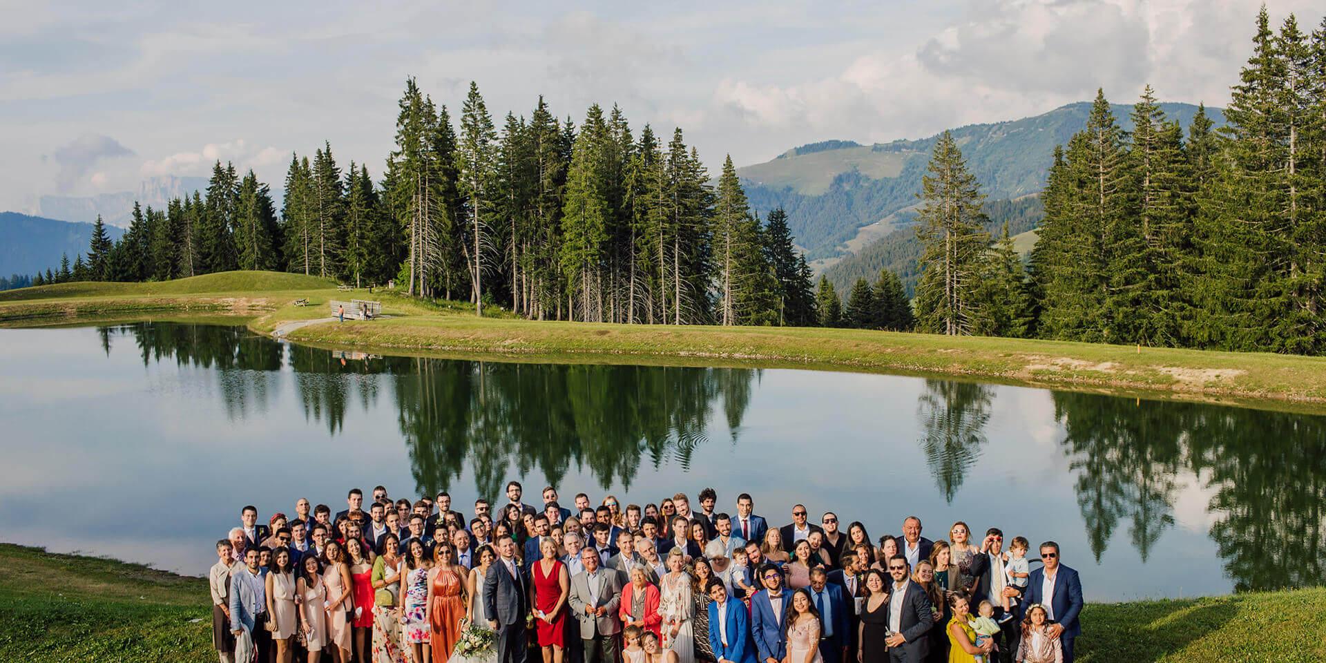 wedding formal family photos