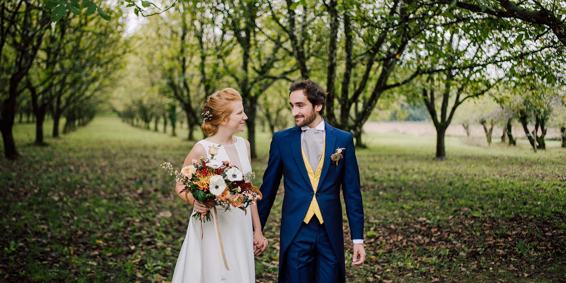 elegant french chateau wedding in south france