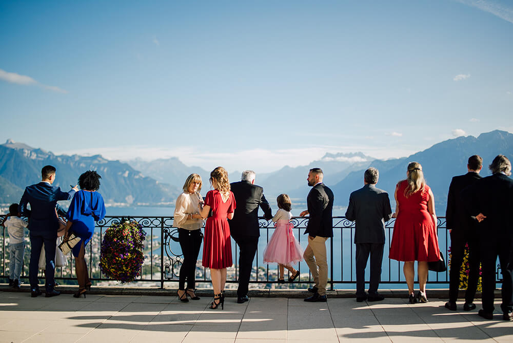 Geneva Wedding Reception Hotel Le Mirador Resort & Spa Switzerland