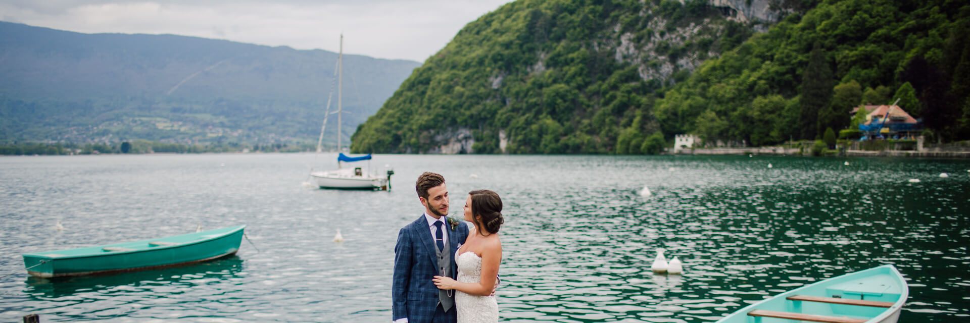 Annecy French Alps Wedding